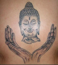 Buddhist Tattoo Pictures Gallery