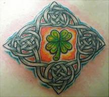 irish tattoo pic