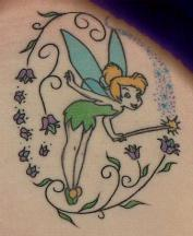 alex fairy toon tattoo