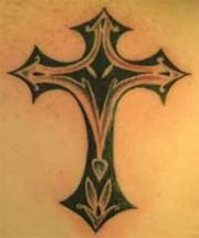 tribal cross tattoos.jpg